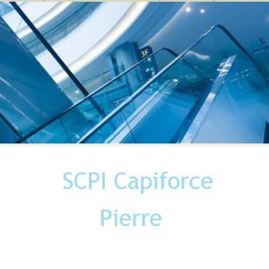 SCPI Capiforce pierre - Paref