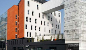 Exemple d'investissement du fonds Euro géré par Suravenir en partenariat avec le groupe Primonial - clinique du parc - lyon
